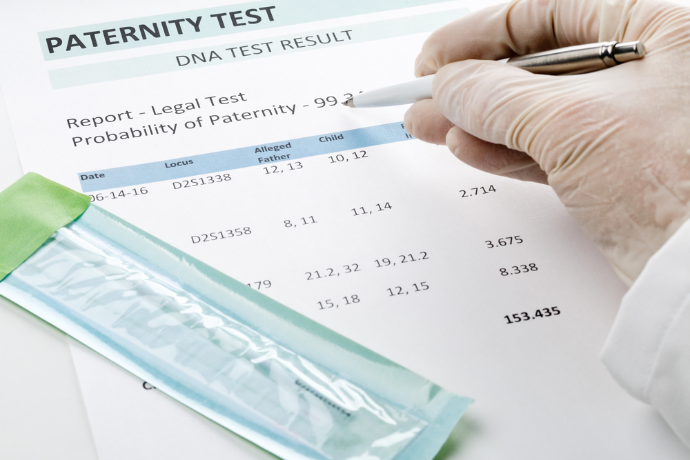 Can a paternity test be wrong