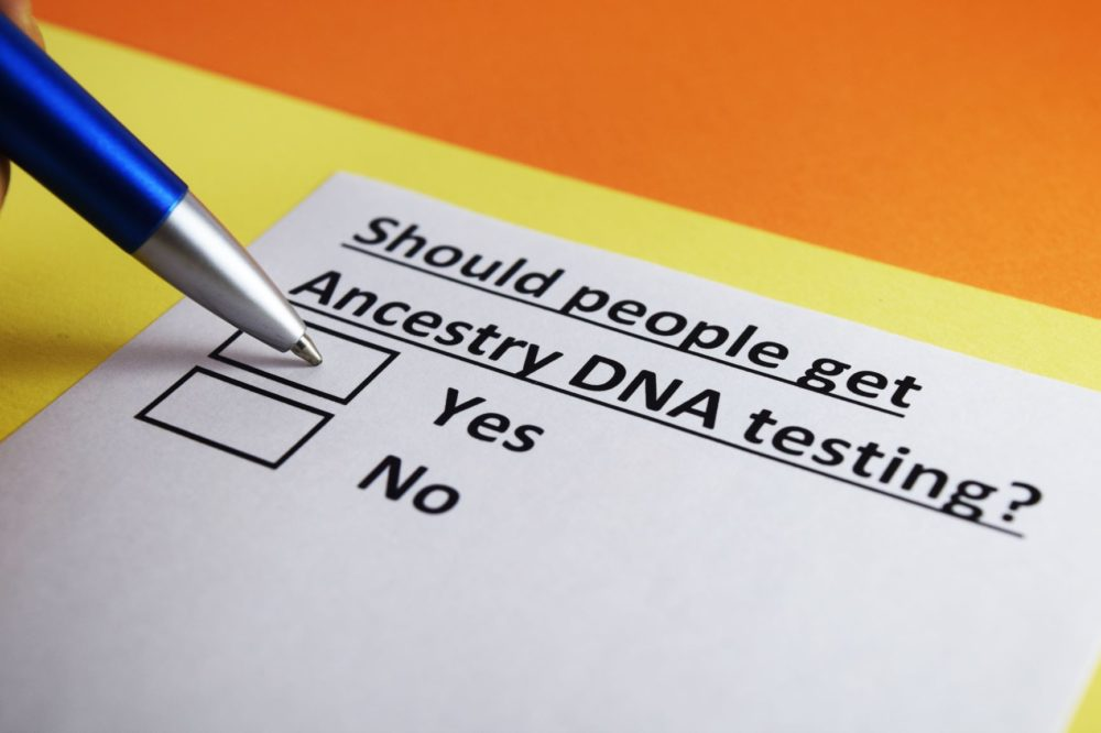 Exaggerations and errors in the promotion of genetic ancestry testing